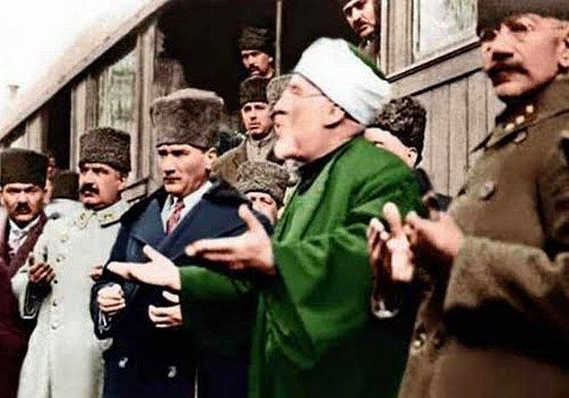 6. Tarikatçıların Atatürk düşmanı olduğu doğru mu?