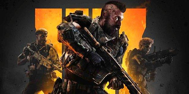 9. Call of Duty: Black Ops 4 - 85 GB