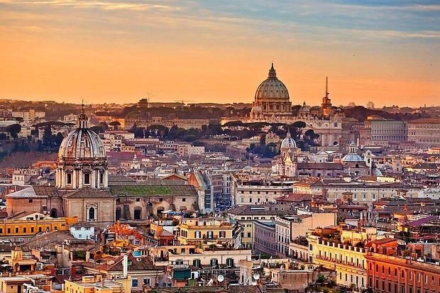 Roma Şehri Nasıl Kuruldu?