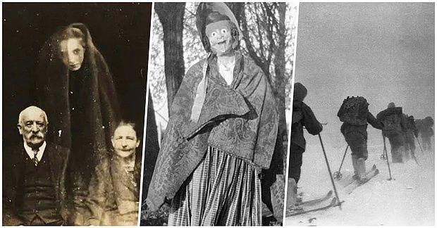 İnsanlık Tarihinin Derinliklerinden Çıkan Birbirinden Korkunç ve Tamamen Gerçek 55 Fotoğraf
