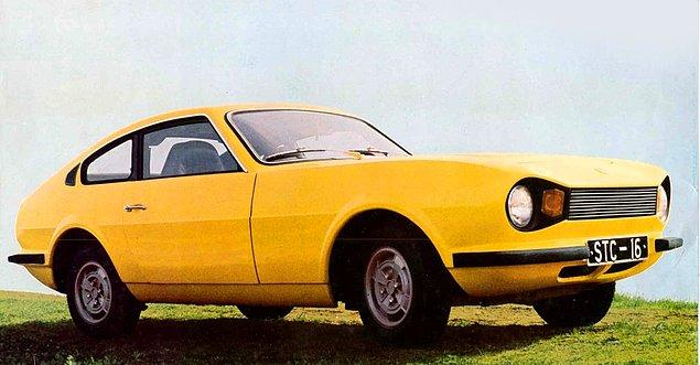 Ardından 1973'te Anadol'un spor modeli olan ve tasarımcı Eralp Noyan'ın başında olduğu ekip tarafından tasarlanan STC-16 sunuldu.