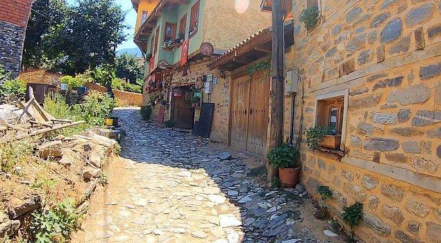 5. Mimarisine ve sokaklarına aşık olacağınız Cumalıkızık Köyü...