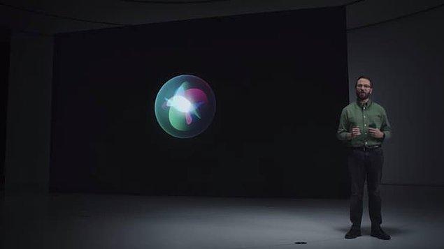 10. Siri çok daha hızlı bir işletim sistemiyle karşımıza çıkacak.