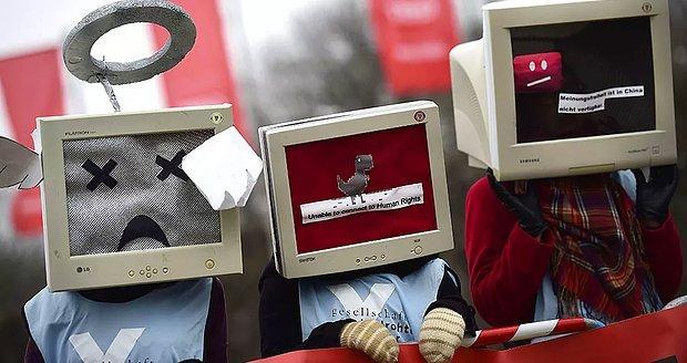 Freedom House: 'Türkiye İnternette Özgür Değil...'
