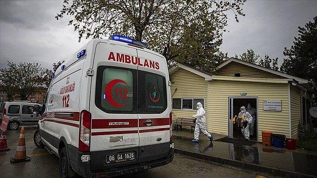 1. 112'ye gelen bir çağrıda Ambulans yönlendirme süreci nasıl işliyor?