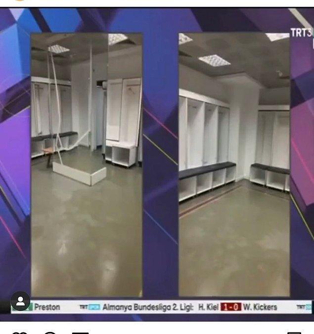 Altınordu FK, 5 senedir gittikleri her deplasman maçının sonrasında soyunma odasını tertemiz bırakarak örnek işlerine devam ediyor aslında.