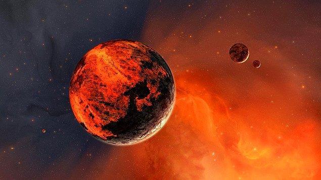 Çalışmanın yazarları, Mars, Ay ve asteroit 4-Vesta'dan gelen meteoritlerle birlikte Dünya'nın bileşimini de analiz etti.