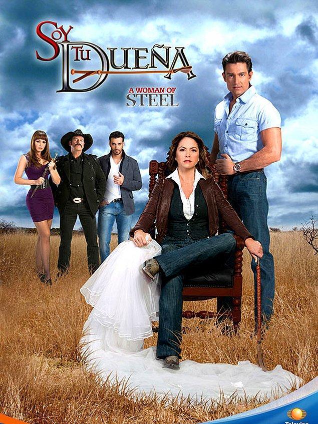 6. Soy tu Duena - IMDb: 7.4