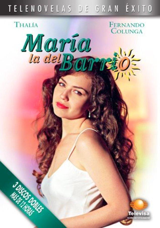 3. Mario la del Barrio - IMDb: 7.9