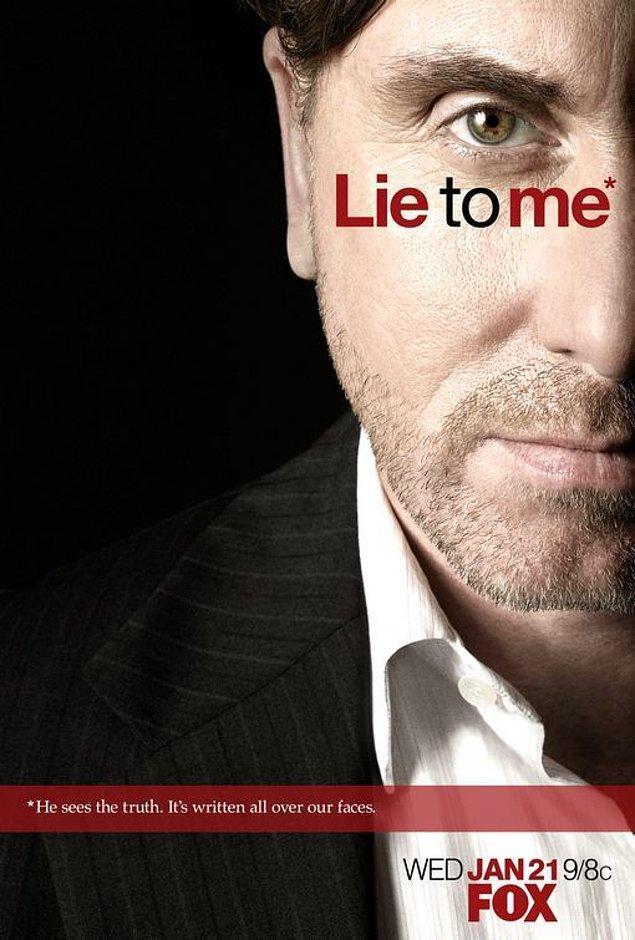 11. Lie To Me - IMDb: 8.0