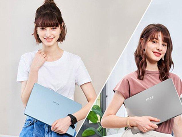 Yüksek performansa sahip MSI Modern Notebook ile mühendislik bölümlerinde okuyanlar ödevlerini yaparken hiç zorluk yaşamayacak.