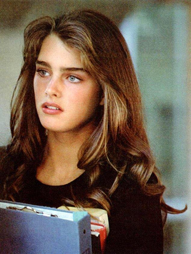 3. Brooke Shields
