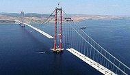 Bakan Karaismailoğlu, 1915 Çanakkale Köprüsü'nün Geçiş Ücretini Açıkladı