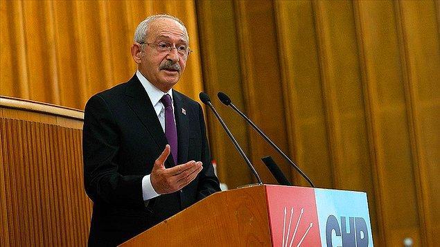 Kılıçdaroğlu'ndan ikinci açıklama: 'Bizim için bu konuda tek adres var o da Türkiye Büyük Millet Meclisi'
