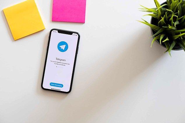 Telegram'ın kullanıcı odaklı yenilikleri böyle olsa da yönetici odaklı güncellemeleri de var.