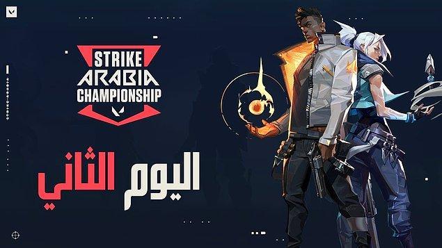 VALORANT Strike Arabia'da birbirinden heyecanlı mücadelelerde artık sona gelindi.