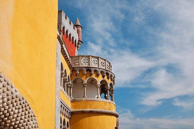 8. Sintra, Portekiz