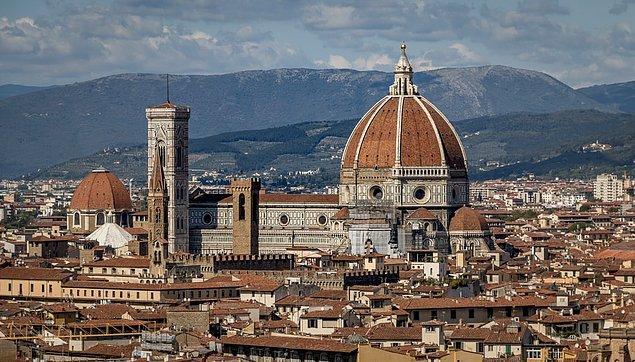 11. Duomo Floransa Katedrali, Floransa