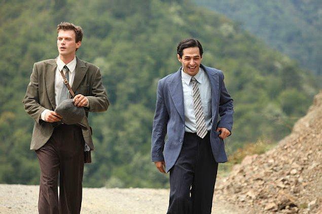 20. Kelebeğin Rüyası (2013) - IMDb: 7.7