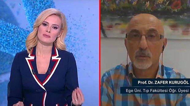 """Prof. Dr. Zafer Kurugöl'den Canlı Yayında İtiraf: """"Kovid Aşısı 'Yanlışlıkla' Bebeklere Yapıldı"""""""