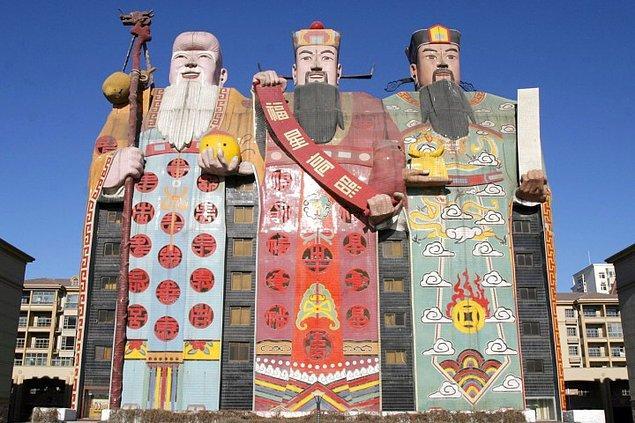 5. Tianzi Otel - Langfang / Hebei