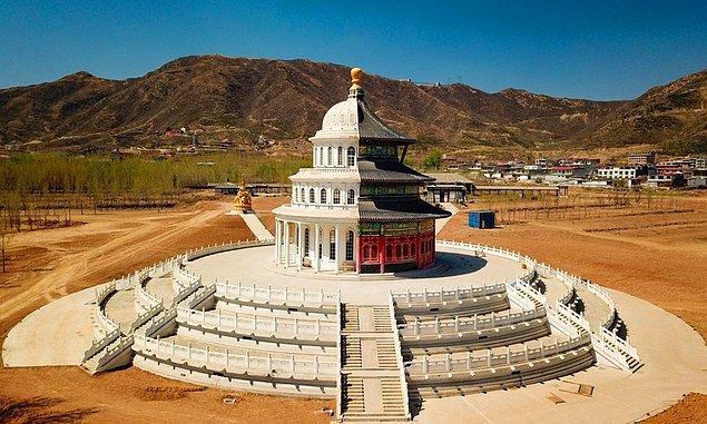 10. Shijiazhuang Tema Parkı - Hebei