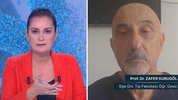 Bebeklere Yanlışlıkla Koronavirüs Aşısı Yapıldığını Söyleyen Prof. Kurugöl'den Yeni Açıklama