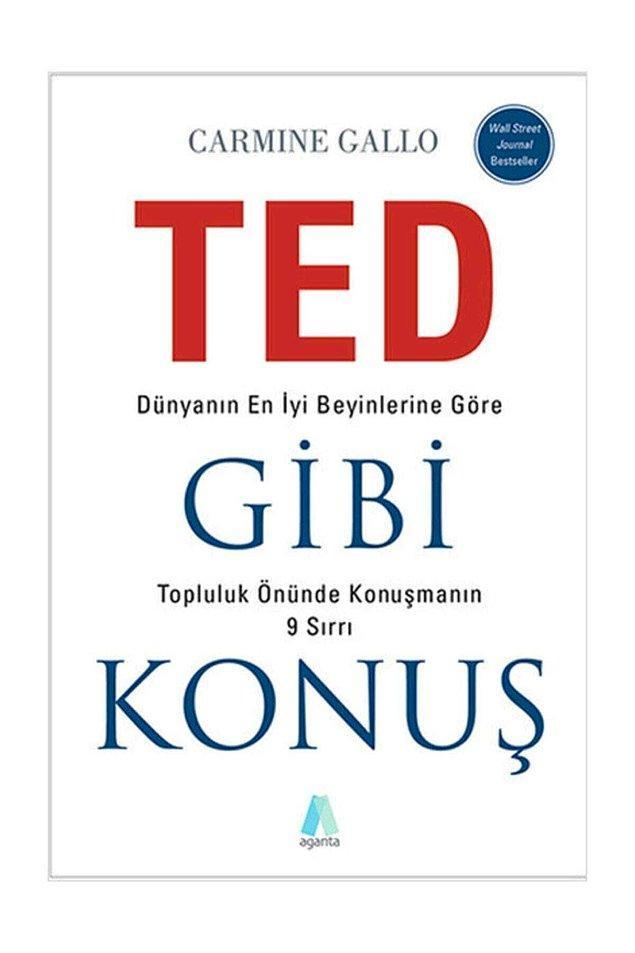 2. Ted konuşmalarını sevenlerdenseniz artık siz de bir ted konuşmacısı kadar profesyonelleşebilirsiniz.