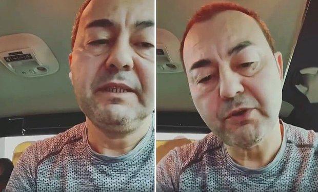 Serdar Ortaç Özür Diledi: 'Beşiktaş Büyük Bir Camiadır, Sergen En Az 30 Senelik Dostum'