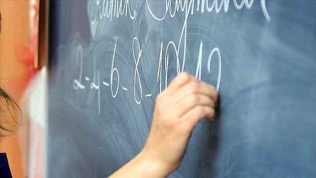 15 Bin Öğretmen Alımı: Din Kültürü, Türkçe ve Matematiği Yine Solladı
