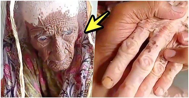 300 Yaşında Olduğu İddia Edilen Dünyanın En Yaşlı İnsanının Viral Videosunu Görünce Çok Şaşıracaksınız!