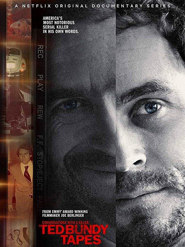 4. Ted Bundy Tapes - IMDb: 7.8