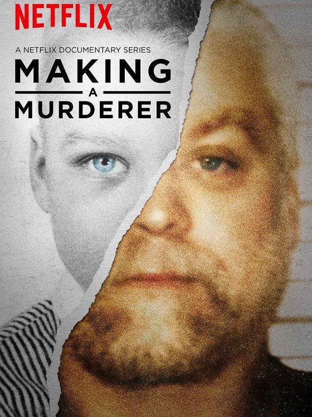 1. Making A Murderer - IMDb: 8.6