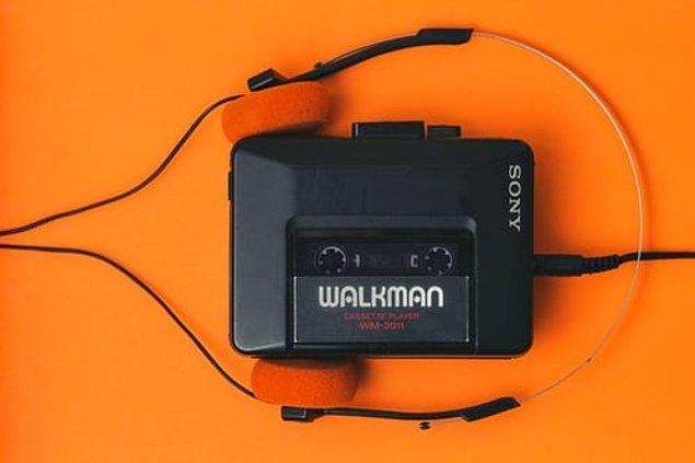 3. Walkman
