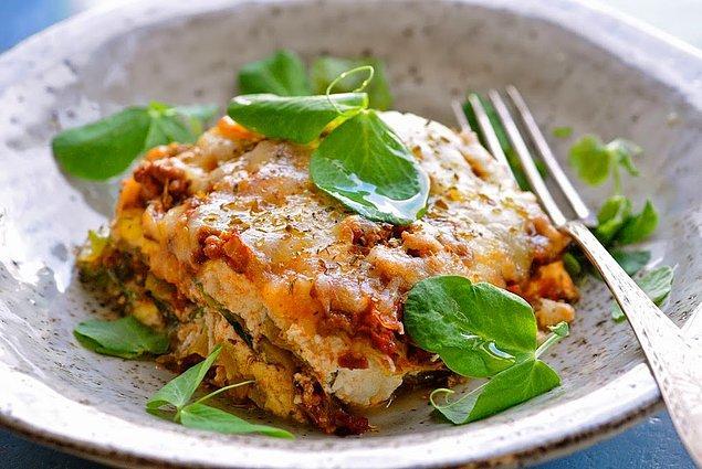 3. Lezzetini sebzelerle taçlandırıp vejetaryen beslenenleri mutlu eden seçenek!