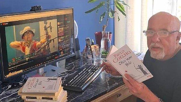 Paulo Coelho Yeni Kitabı 'Okçu'nun Yolu'nu Mete Gazoz'a Adadı! Peki, Mete Gazoz Kimdir?