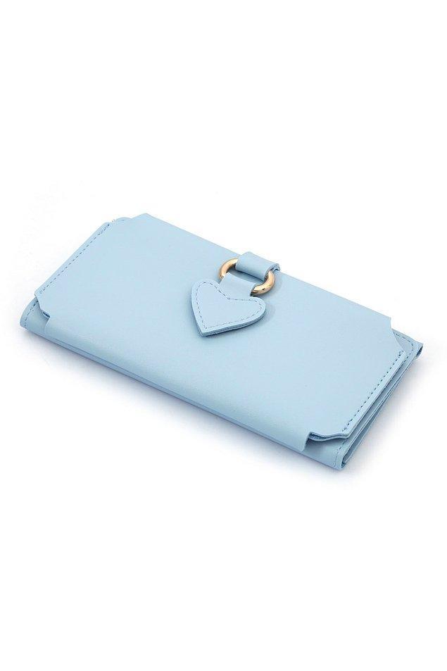 7. Bu yıl tokalı cüzdan modelleri çok moda!