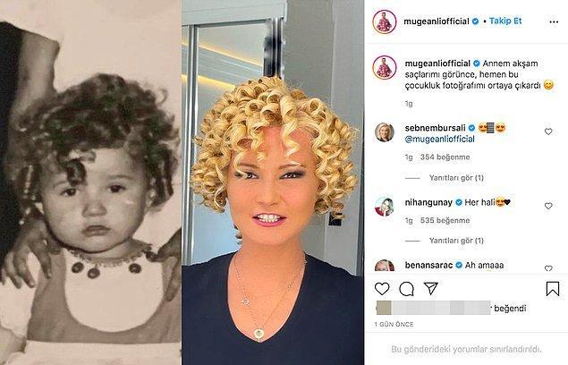 Instagram hesabından genellikle programla ilgili kesitler paylaşan Anlı, dün sevenlerine bir sürpriz yaparak çocukluk fotoğrafını paylaştı.