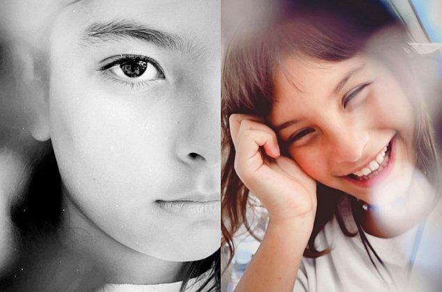 Ünlü oyuncu ve güzeller güzeli kızlarına hayat boyu mutluluklar diliyoruz!
