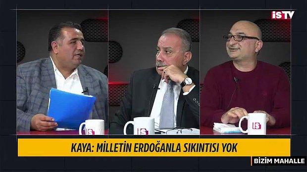 AKP Çorum Milletvekili Kaya: 'Erdoğan 2023'te Kazanamazsa Hep Beraber Kül Oluruz'