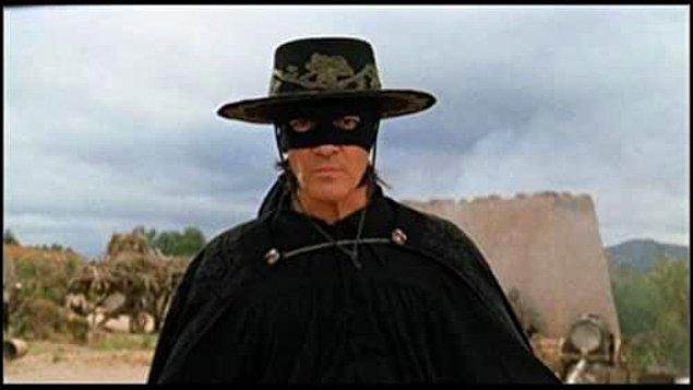 16. The Legend of Zorro - Zorro Efsanesi (2005) - IMDb: 6