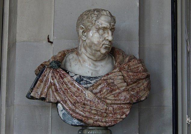 4. Vespasianus (M.S. 69 – M.S. 79)