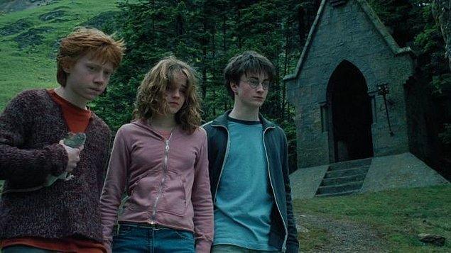 50. Harry Potter and the Prisoner of Azkaban (2004)