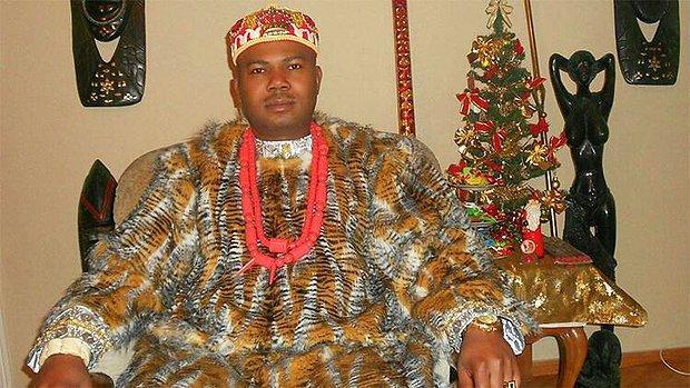 Nijeryalı 'Kral' Gürcistan'da Belediye Başkanlığına Aday