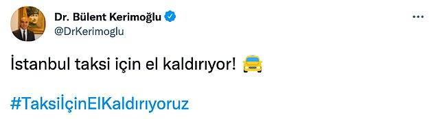 Bakırköy Belediye Başkanı: