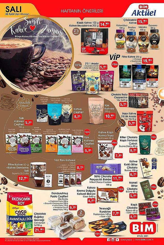 Vip 100 gr Klasik Kahve ve 200 gr Kahve Beyazlatıcısı 14,90 TL