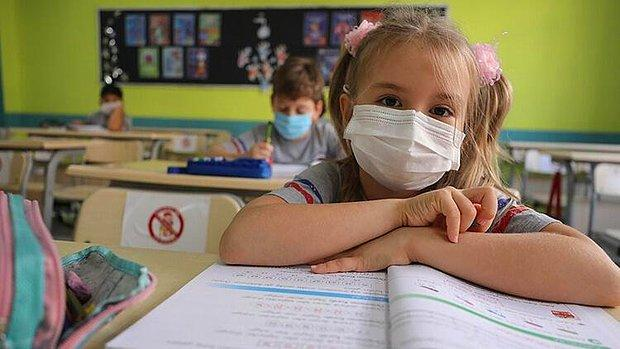 Maske Zorunluluğu Olmayan Okullarda Korona Yayılımı 3.5 Kat Daha Fazla