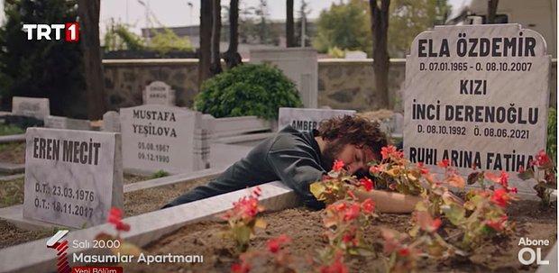 """Masumlar Apartmanı 40. Bölüm Fragmanı Yayınlandı! """"Senden İlk Defa Bir Şey Rica Ediyorum Ölme Baba"""""""