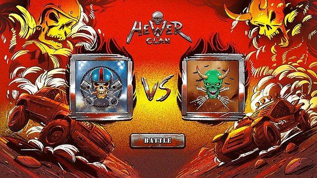 İşte o harika oyun: Hewer Clan!