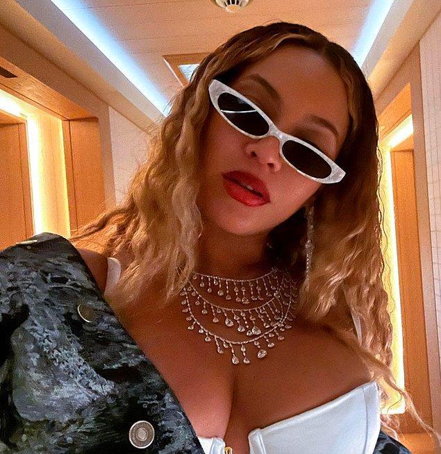 6. Beyonce: